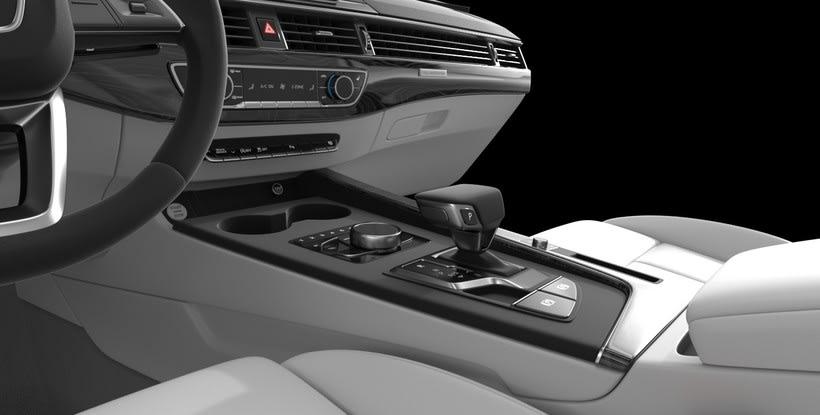Audi S4 Avant // Full CGI 1