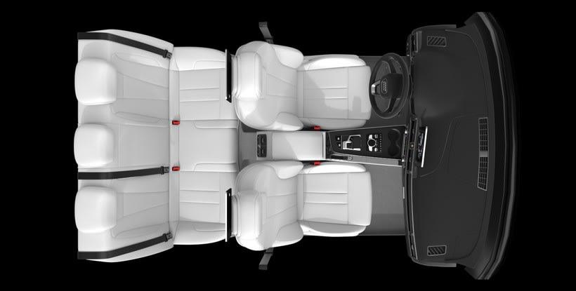 Audi S4 Avant // Full CGI 2