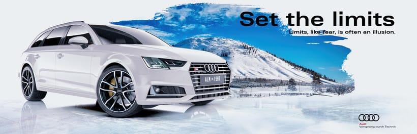Audi S4 Avant // Full CGI 7