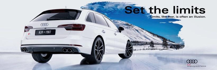 Audi S4 Avant // Full CGI 8