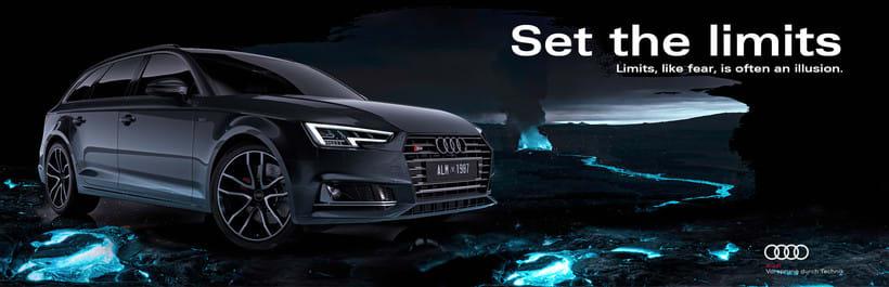 Audi S4 Avant // Full CGI 5