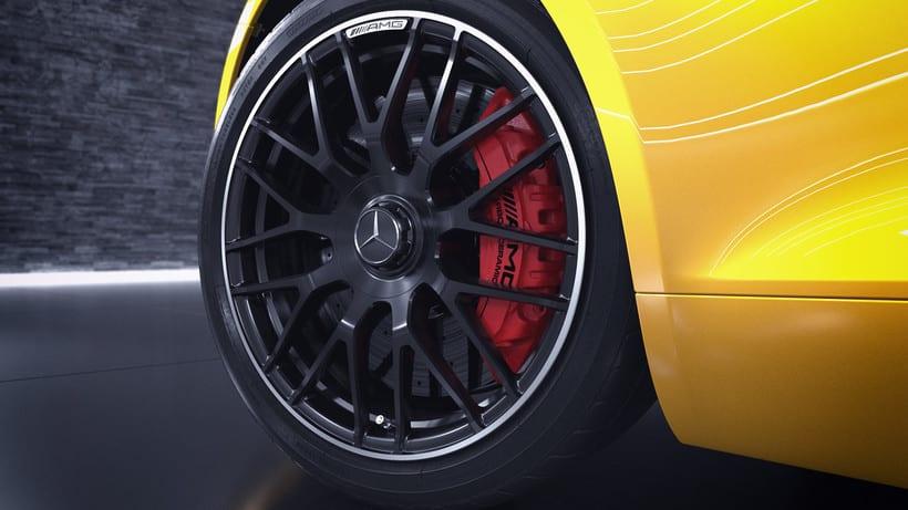 Mercedes AMG GT // Full CGI 13