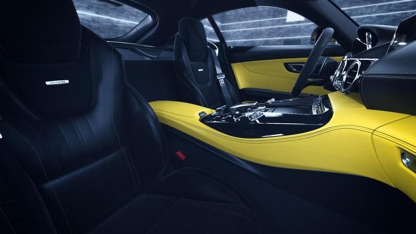 Mercedes AMG GT // Full CGI 4