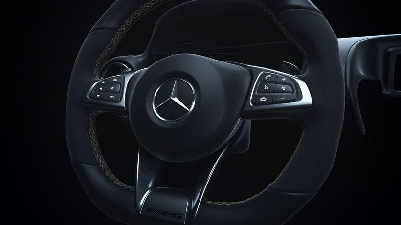 Mercedes AMG GT // Full CGI 1
