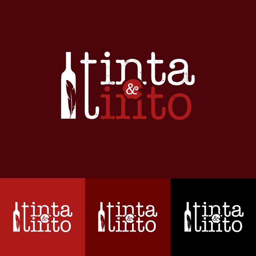 Logotipo TintayTinto 1