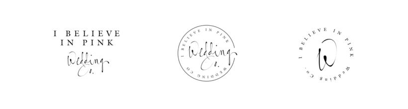 I Believe in Pink - Branding & Web Design 1