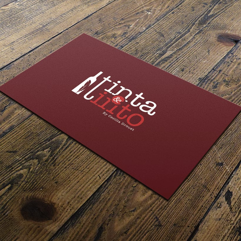 Logotipo TintayTinto 2