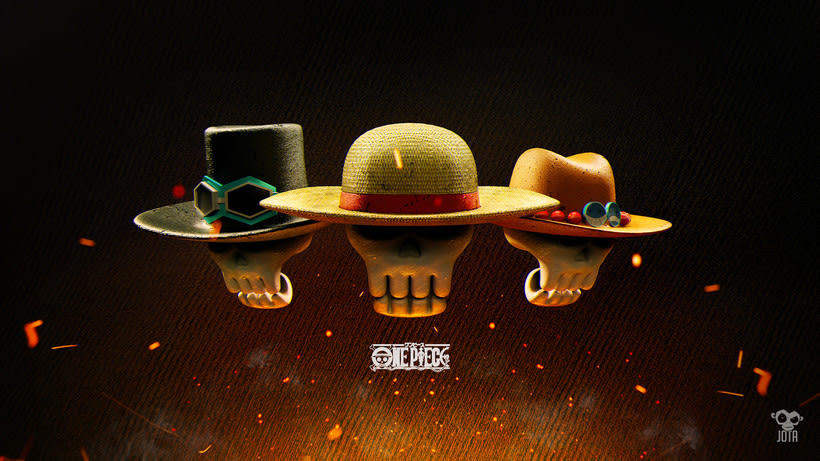 One Piece - Concepart 9
