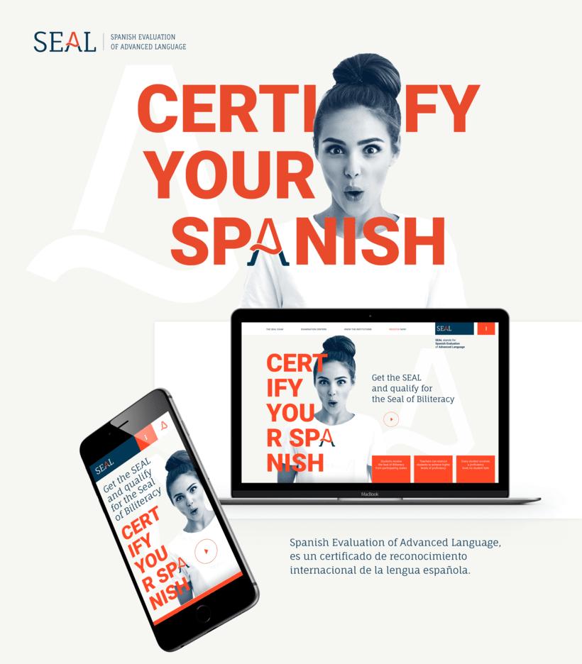 SEAL, Spanish Evaluation of Advanced Language 0