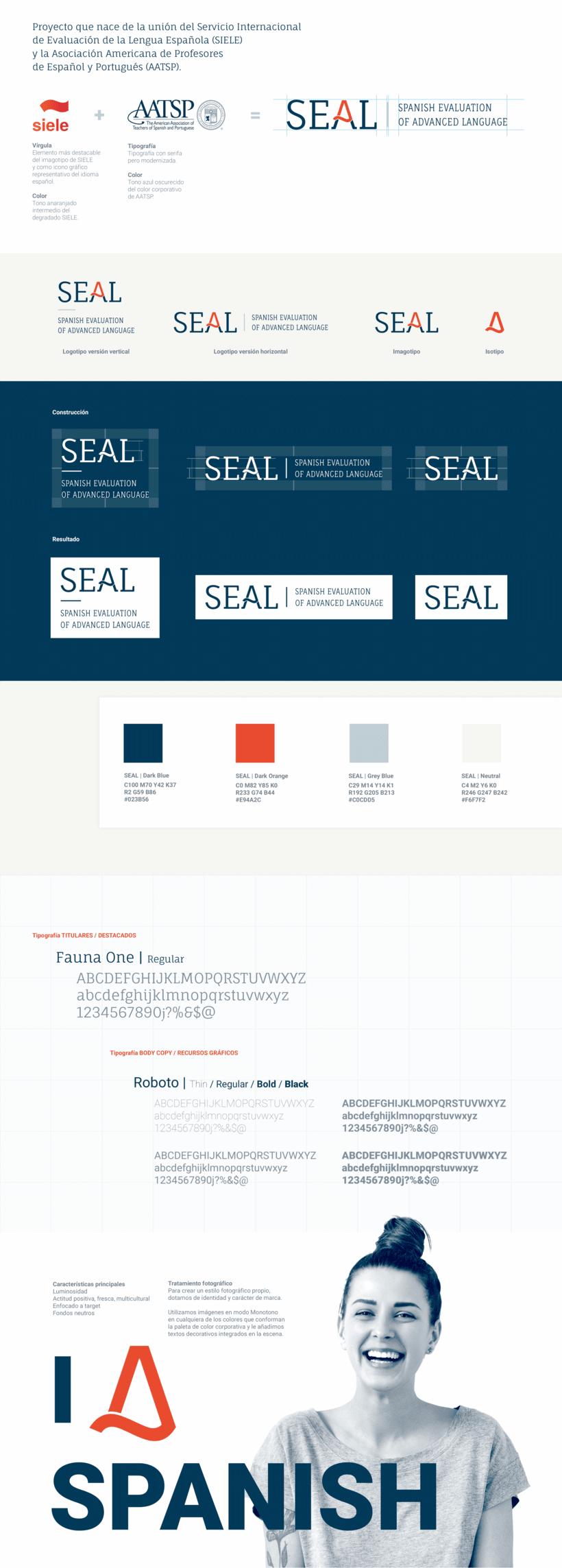 SEAL, Spanish Evaluation of Advanced Language 1
