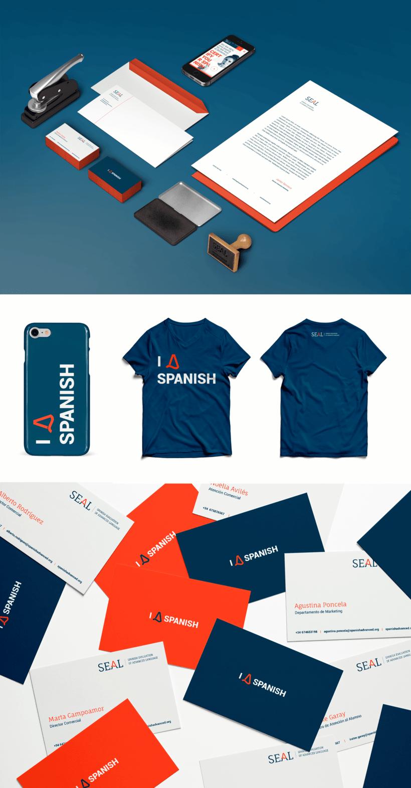 SEAL, Spanish Evaluation of Advanced Language 2
