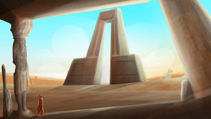 Mi Proyecto del curso: Concept art para videojuegos 4