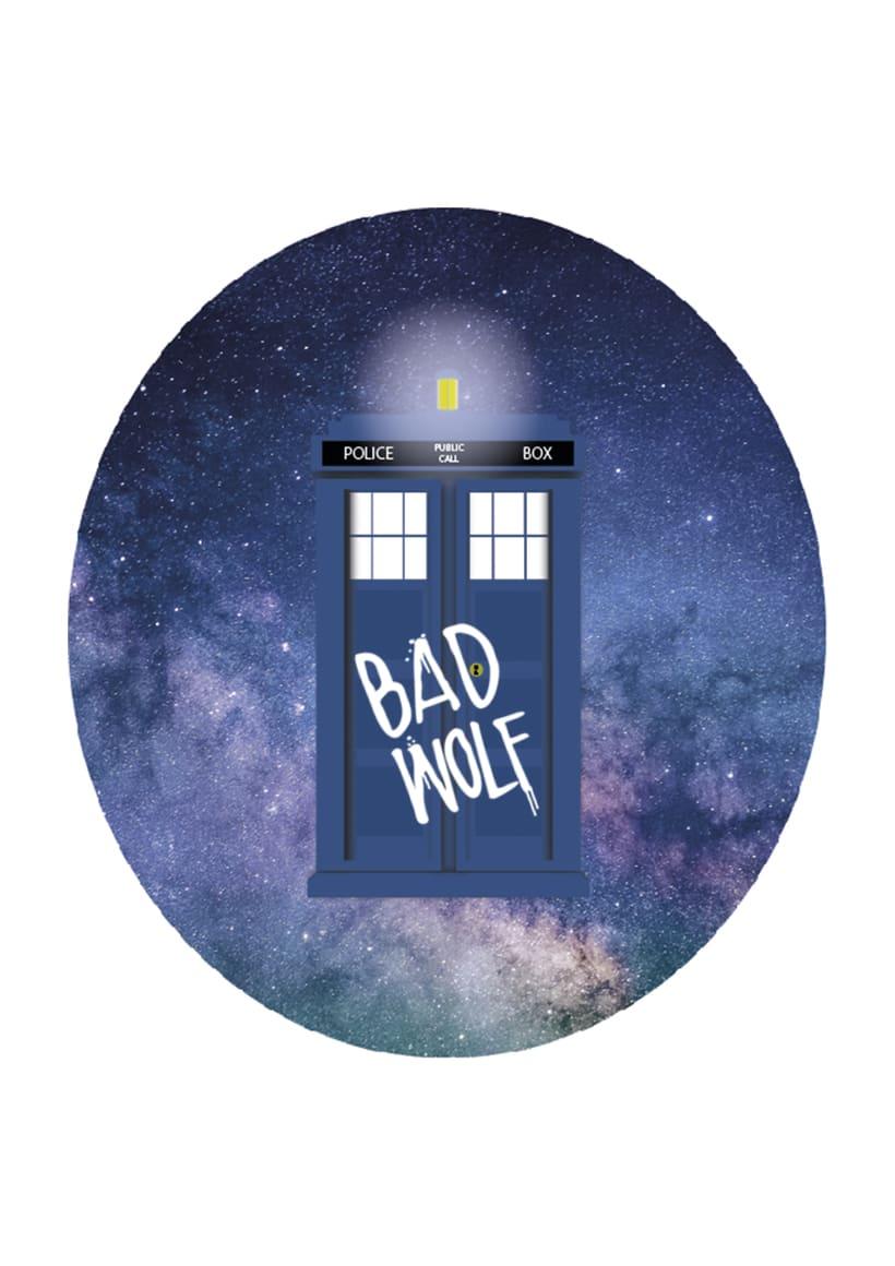 Ilustraciones Doctor Who 2
