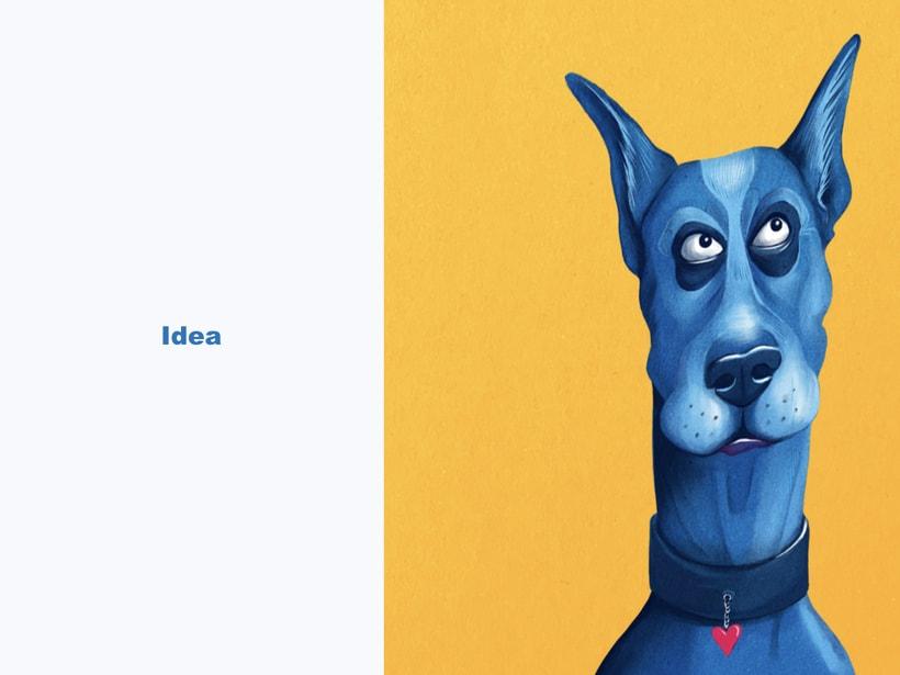 Blue dogday 2