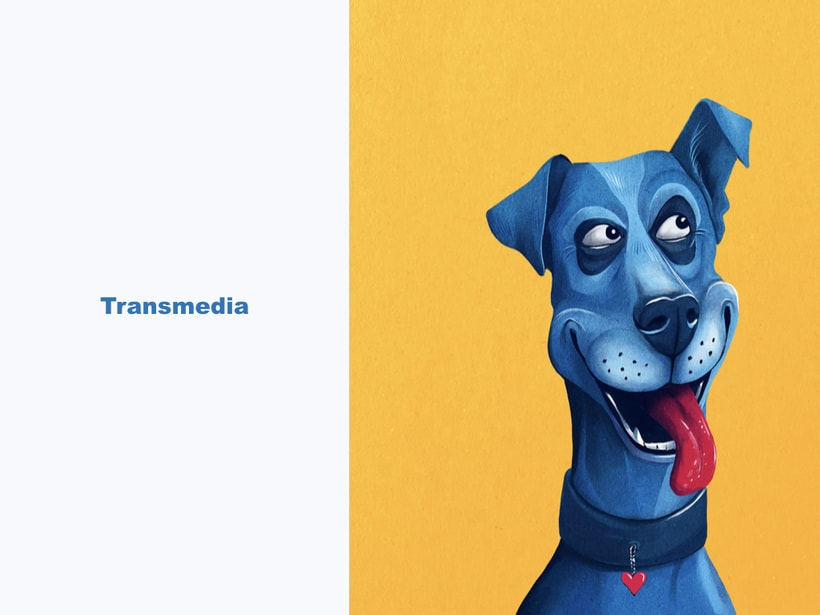 Blue dogday 9