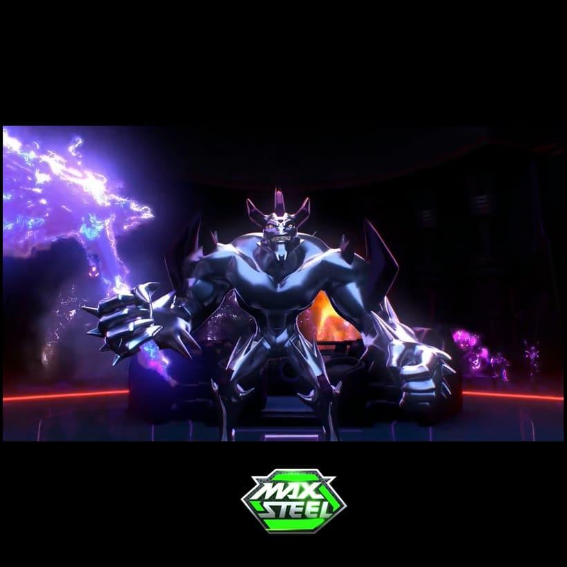 Max Steel Turbo-Warriors 2