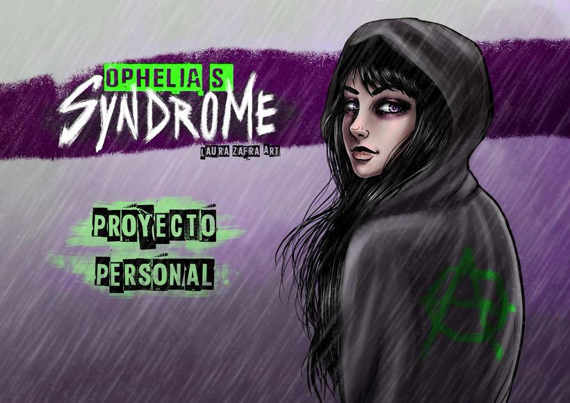 Ophelia's Syndrome, diseño de personajes 0