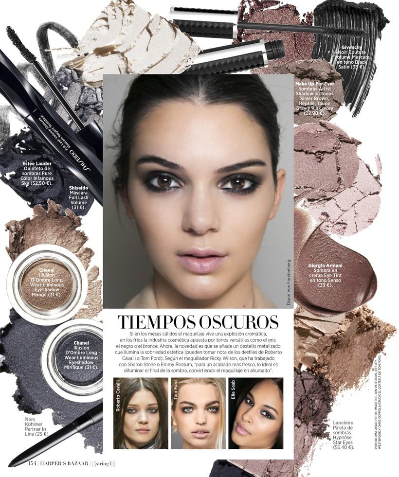 Maquetación y edición fotográfica para las revistas del Grupo Hearts Magazine. Harper's Bazaar /Quo / micasa / Nuevo Estilo  5