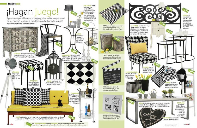 Maquetación y edición fotográfica para las revistas del Grupo Hearts Magazine. Harper's Bazaar /Quo / micasa / Nuevo Estilo  11