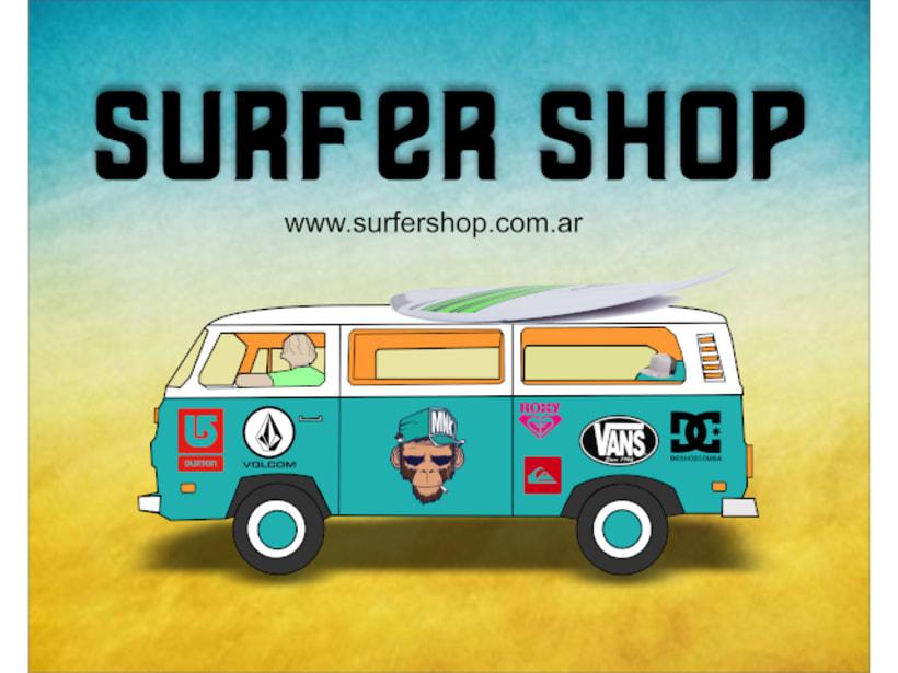 Surf Shop -1