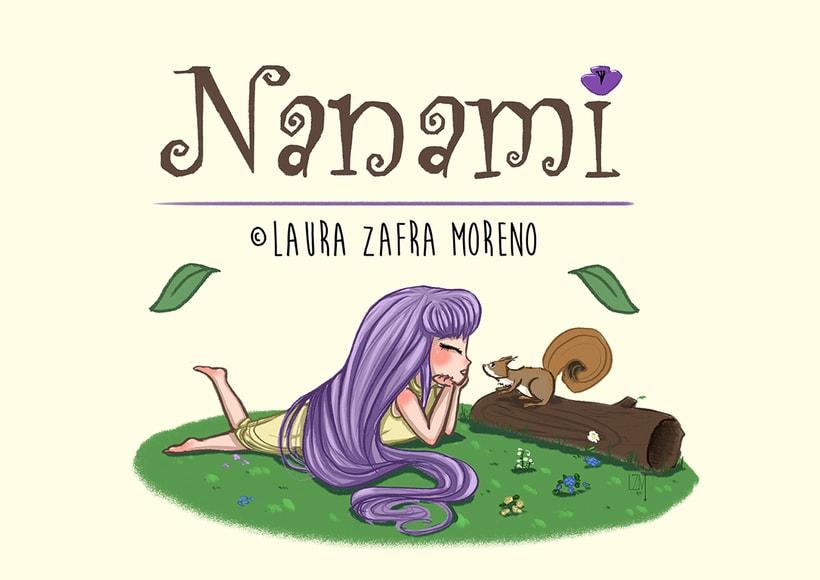 Nanami, ilustración infantil 0