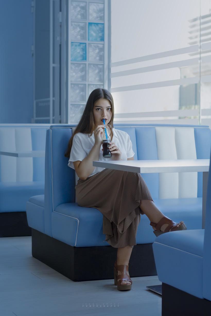 Cafetería Azul 1