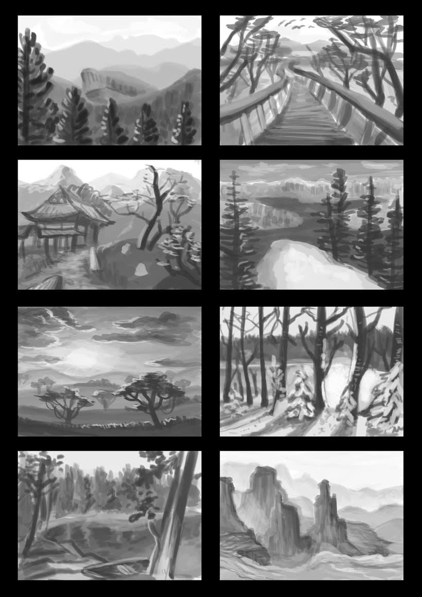 Scape thumbnails -1