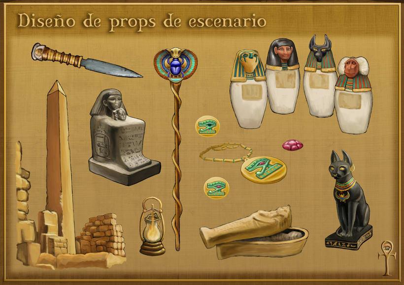El Secreto de Hatshepsut - proyecto personal 12