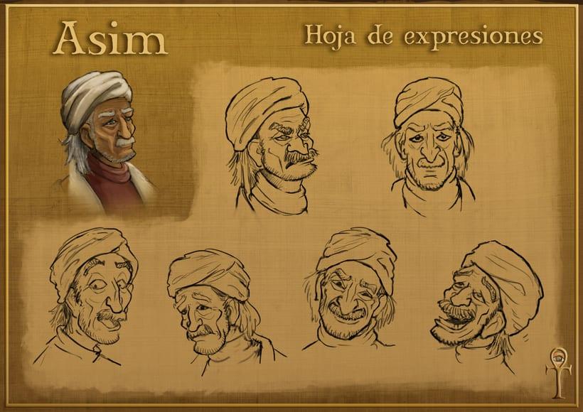 El Secreto de Hatshepsut - proyecto personal 2