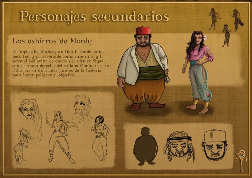 El Secreto de Hatshepsut - proyecto personal 9