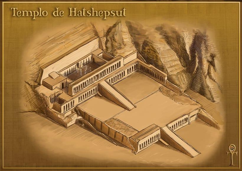 El Secreto de Hatshepsut - proyecto personal 16