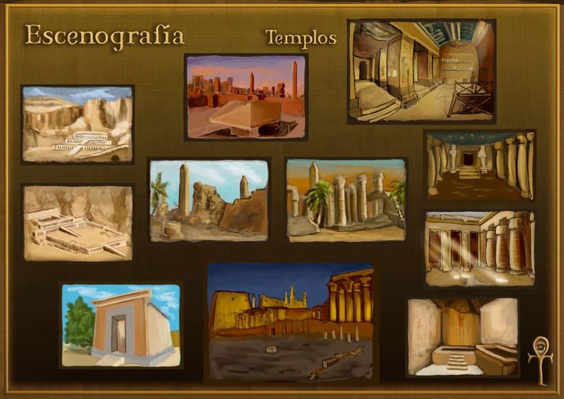El Secreto de Hatshepsut - proyecto personal 15