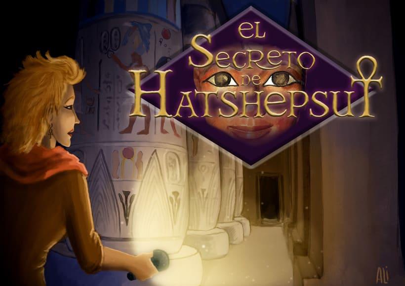 El Secreto de Hatshepsut - proyecto personal 0