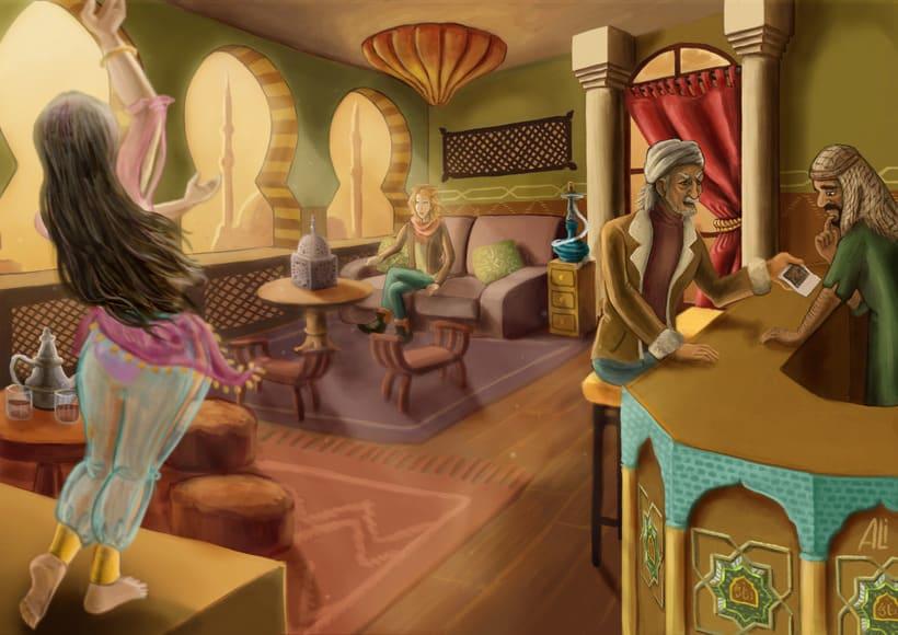 El Secreto de Hatshepsut - proyecto personal 18