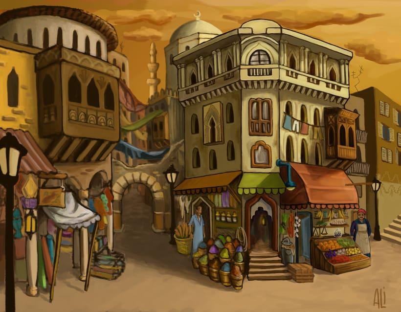 El Secreto de Hatshepsut - proyecto personal 19
