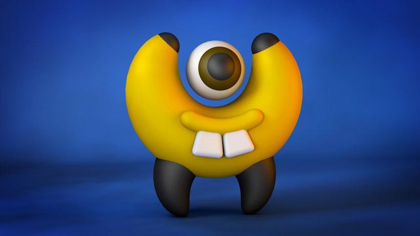Mi Proyecto del curso: Introducción exprés al 3D: de cero a render con Cinema 4D 0