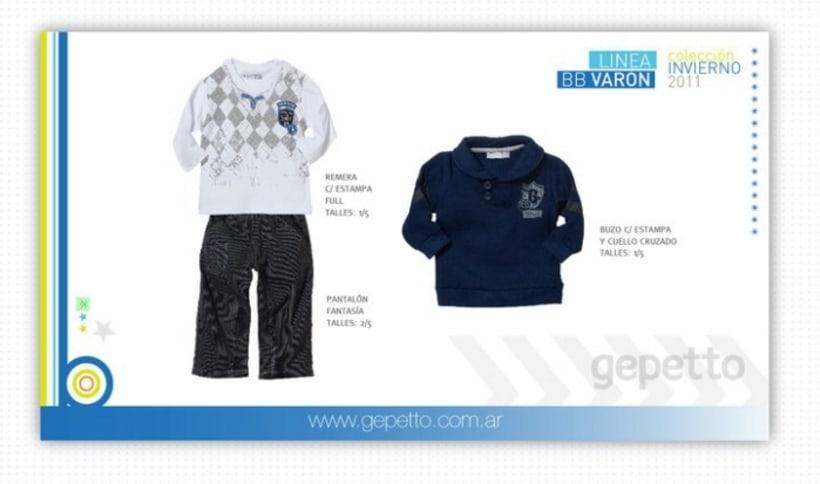 Gepetto - Otoño/Invierno 11 11