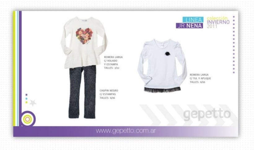 Gepetto - Otoño/Invierno 11 16