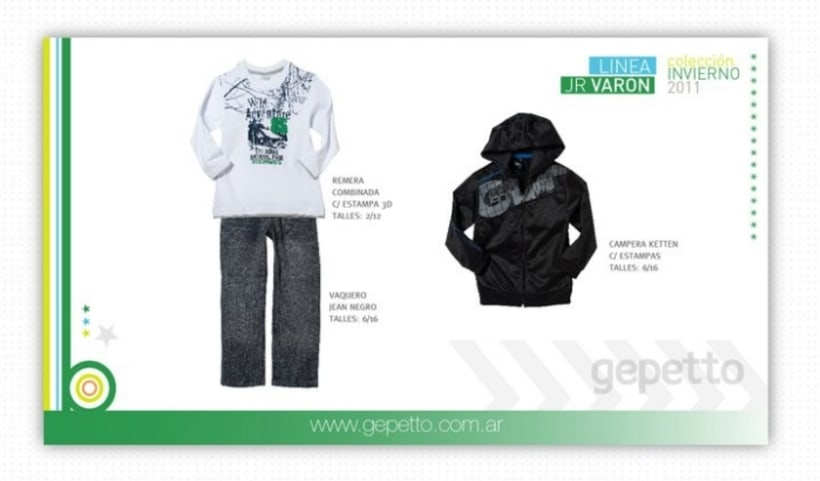 Gepetto - Otoño/Invierno 11 22