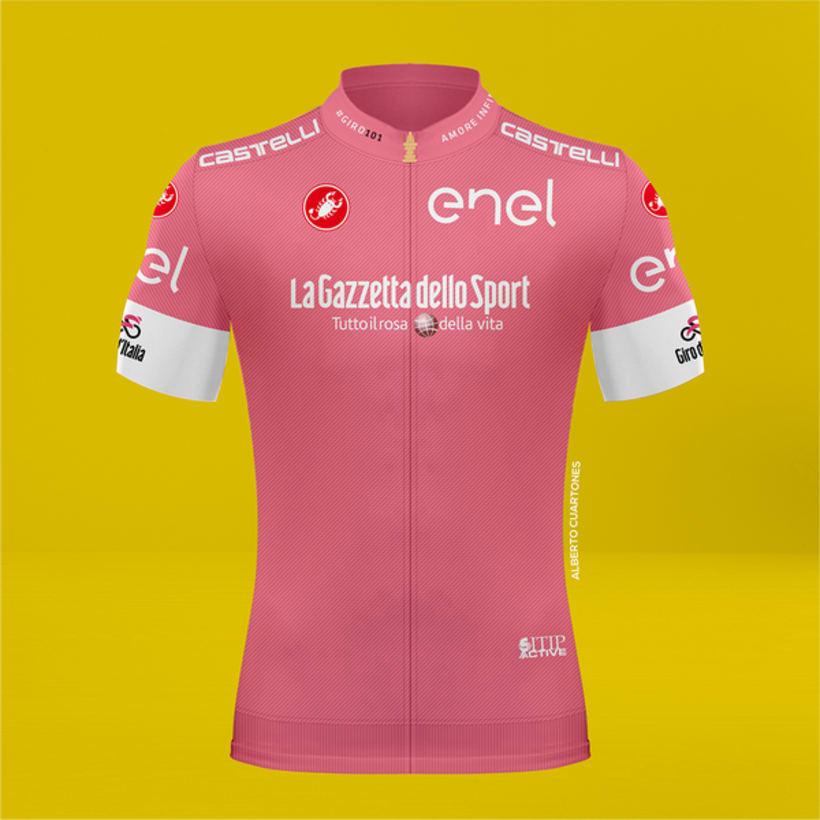 Maillots de ciclismo -1