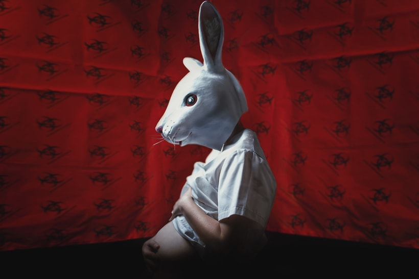 -The White Rabbit. 2