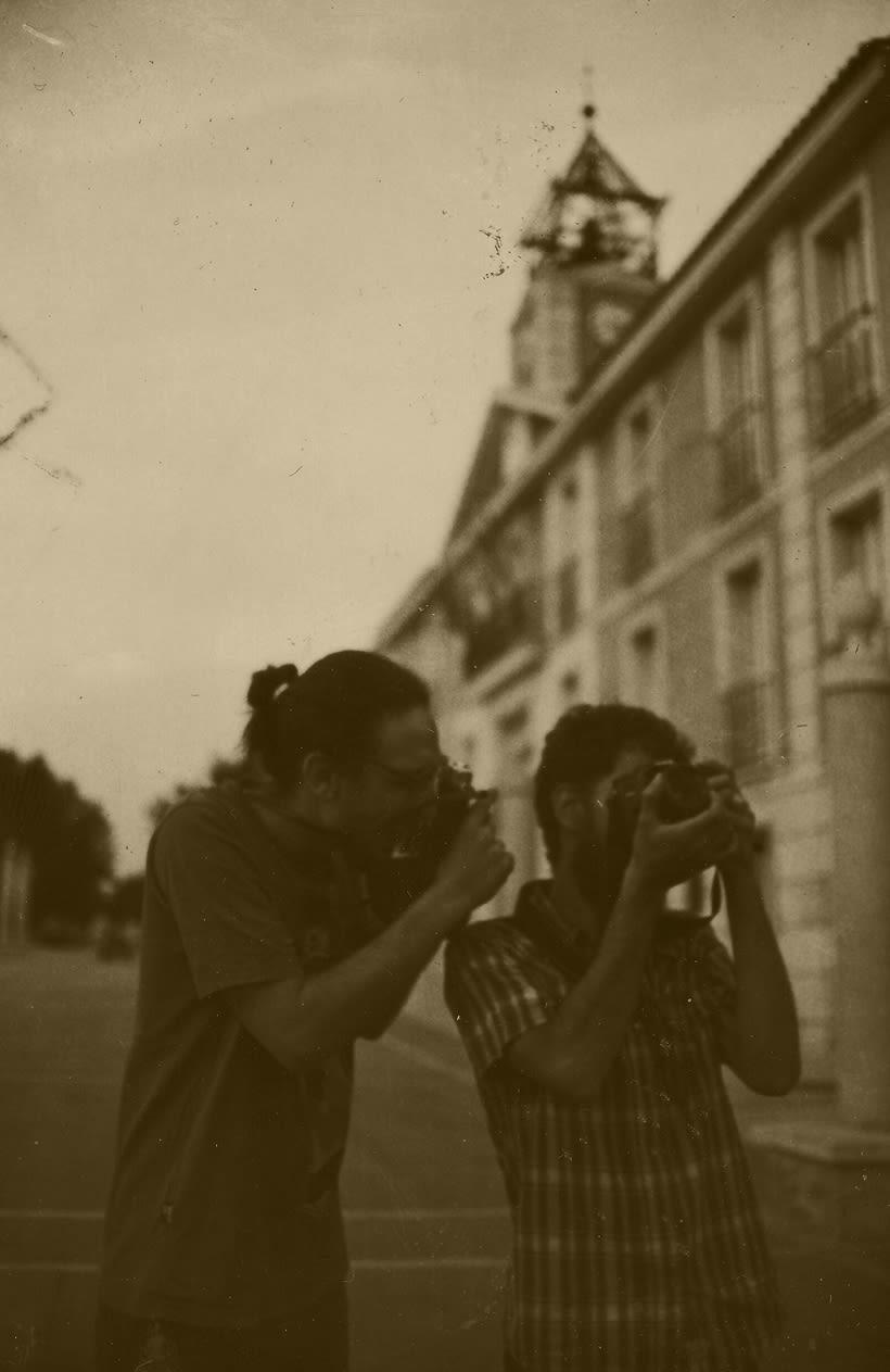 Fotografía Analógica / 35mm / 120mm 2