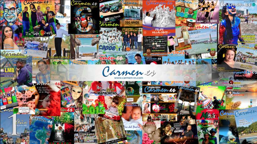 """Revista Digital """"Carmen es"""" 2"""