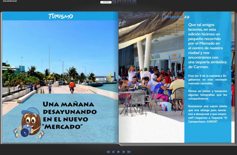 """Revista Digital """"Carmen es"""" 3"""