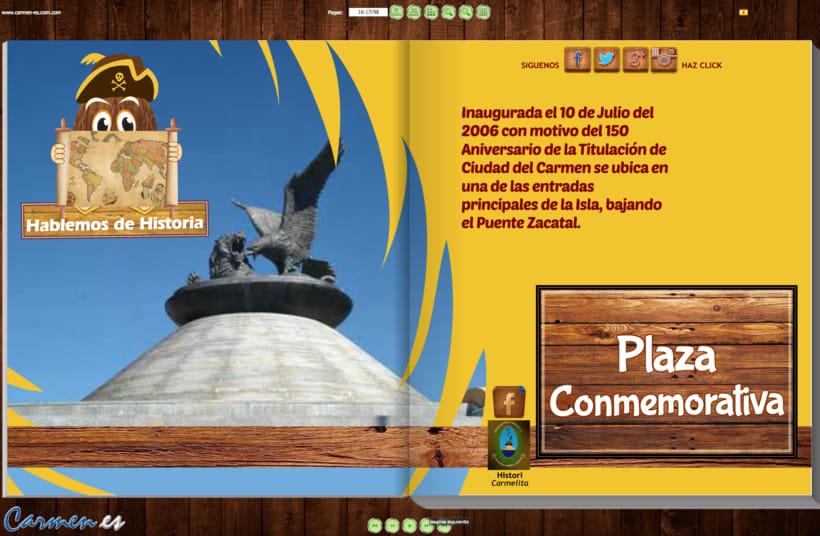 """Revista Digital """"Carmen es"""" 4"""
