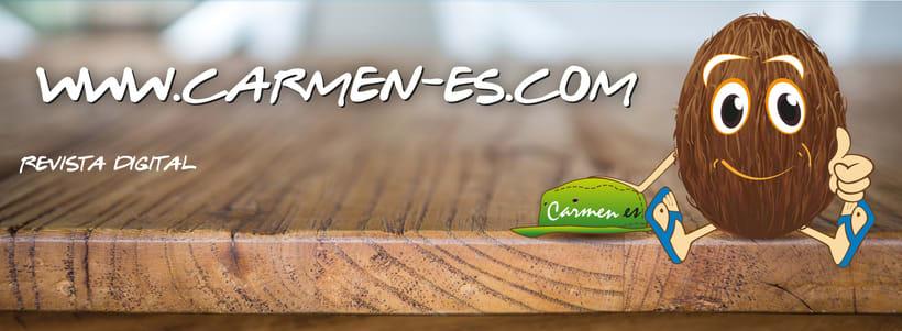 """Revista Digital """"Carmen es"""" 7"""