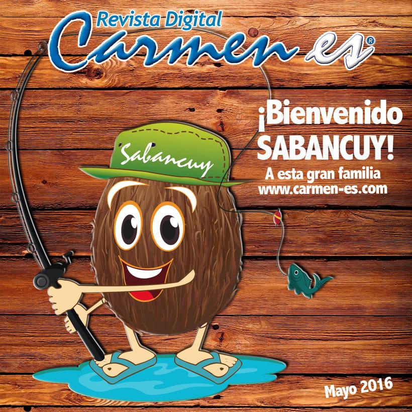 """Revista Digital """"Carmen es"""" 8"""