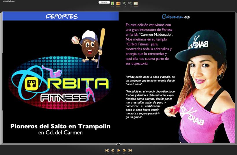 """Revista Digital """"Carmen es"""" 10"""