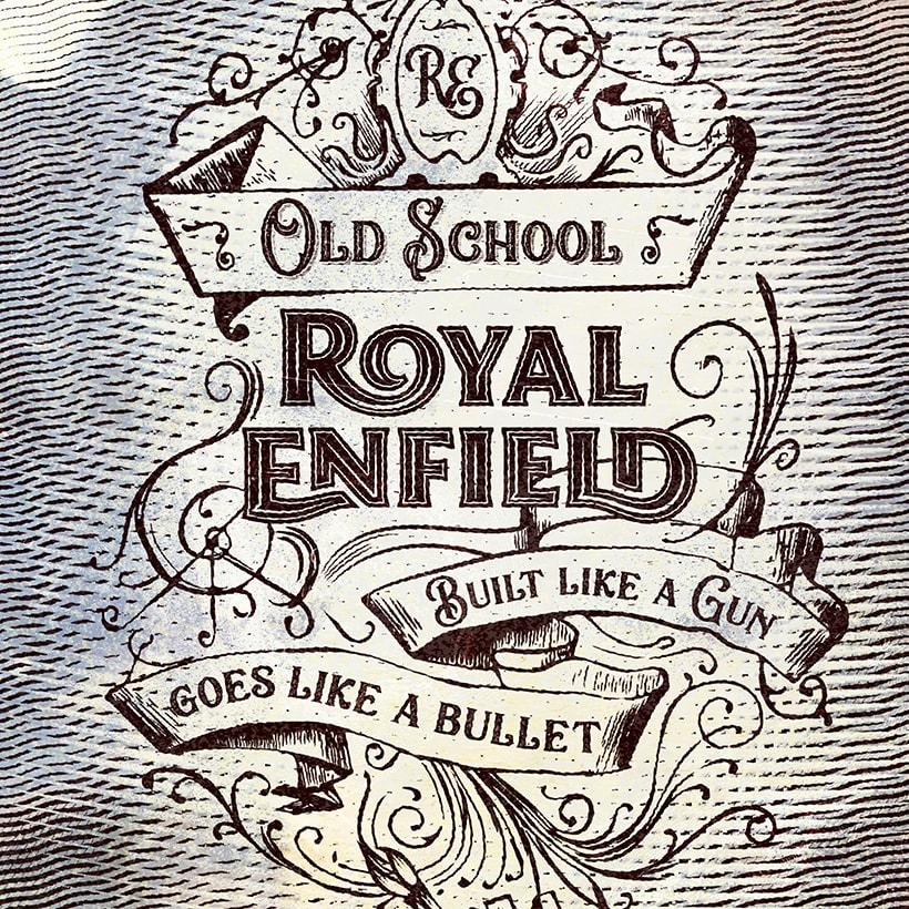 ROYAL ENFIELD 8