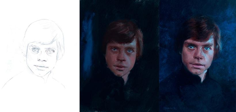Luke Skywalker  2